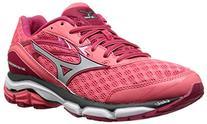 Mizuno Women's Wave Inspire 12 Running Shoe, Calypso Coral/