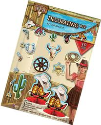 Way Out West Western Party Decorating Kit