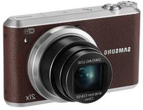 Samsung WB350F 16.3MP CMOS Smart WiFi & NFC Digital Camera