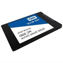 WD Blue 500GB Internal SSD Solid State Drive - SATA 6Gb/s 2.