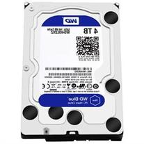 WD Blue 4 TB 3.5-inch SATA 6 Gb/s 5400 RPM PC Hard Drive -