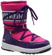 Moon Boot We Sport JR Winter Fashion Boots, Bougainville/