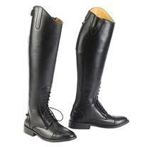 EquiStar Ladies All Weather Field Boot - Black 5 - Regular