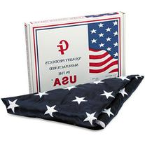 Advantus MBE002460 All-Weather Outdoor U.S. Flag  100
