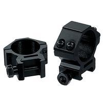 UTG 30mm/2PCs Low Profile Picatinny/Weaver Rings