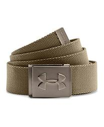 Under Armour Men's Webbed Belt, Canvas /Graphite, One Size