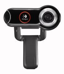 Logitech Pro 9000 Webcam with 2-Megapixel Optical Resolution