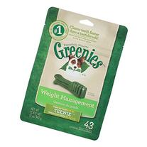 Greenies Greenies Weight Management Dental Treats for Teenie