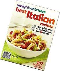 Weight Watchers Best Italian Recipes Spring 2014