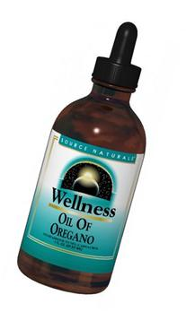 Source Naturals Wellness Oil of Oregano -- 1 fl oz