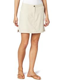 White Sierra Women's West Loop Trail Skort, Medium, Stone
