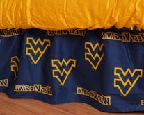 College Covers West Virginia Mountaineers Printed Dust