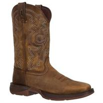 Durango Western Boots Mens 12 Rebel Pull Square Toe DB4443