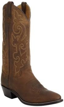 "Justin Boots Men's 13"" Western Boot Medium Round Toe,Bay"