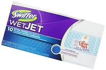 Swiffer Wetjet Mop Refills With The Power Of Mr. Clean Magic