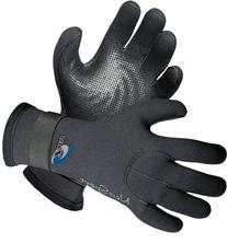 NeoSport Wetsuits Premium Neoprene 3mm Five Finger Glove,