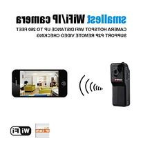 Conbrov Wf81 Mini Portable Wireless Ip covert Security