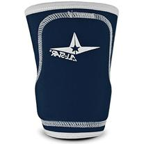 ALL-STAR WG5000 Compression Wristband With Protection - Navy