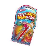 Nowstalgic Toys Wham-O Super Elastic Bubble Plastic 2 Tube