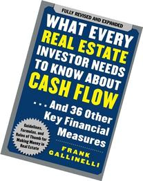 What Every Real Estate Investor Needs to Know About Cash
