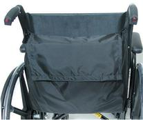 Wheelchair Bag by Duro-Med - Storage Bag for Items &