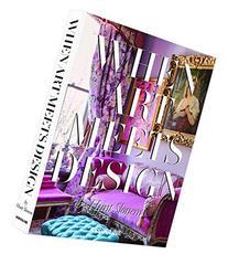 When Art Meets Design