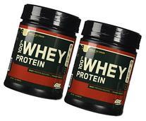 Optimum Nutrition 100% Whey Protein, Vanilla Ice Cream, 1