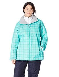 ColumbiaWhirlibird  Interchange Jacket, Womens, Oceanic