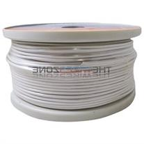 White 18 Gauge AWG 500' Feet ft Stranded Primary Remote Wire
