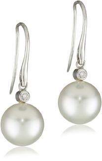 TARA Pearls  18k White Gold, Diamond, and South Sea Cultured