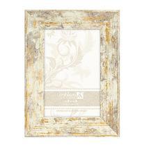 Malden White Gold Wash Frame