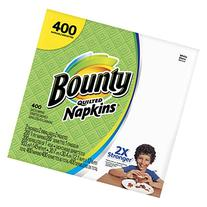 Bounty Quilted Napkins - 200 ct - 2 pk