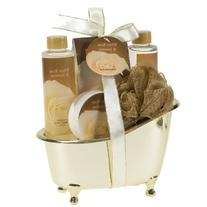 Bath and Body Spa Gift Sets for Women White Rose Jasmine,