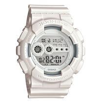 G-Shock Men's XL All-White Digital Watch