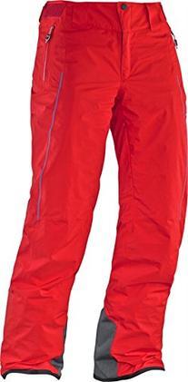 Salomon Whitemount GTX Motion Fit Pants, Poppy, Medium