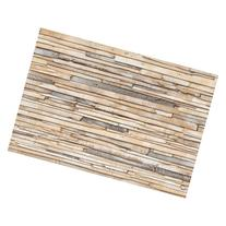 Wallpops Whitewashed Wood Wall Mural, Size One Size - White