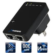 Sabrent Wi-Fi Range Extender 300mbps 2.4GHZ 801.11N
