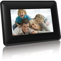 Coby Widescreen Digital Photo Frame with Photo Slideshow