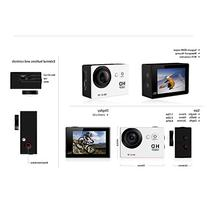 GooKit® WiFi 12MP 2.0inch Full HD 1080P 140 Degree Fisheye