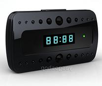 YesGoShop 1080P WiFi Clock Security Video Camera DVR Digital