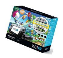 Nintendo Wii U Deluxe Set: New Super Mario Bros- U and New