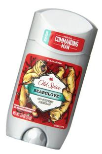 Old Spice Wild Collection Bearglove Men's Invisible Solid