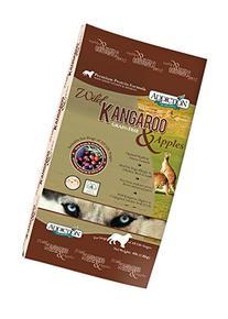 Addiction's Wild Kangaroo & Apple Dog 4 Pound Bag