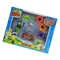 Wild Kratts Toys - 4 Pack Action Figure Set - Activate