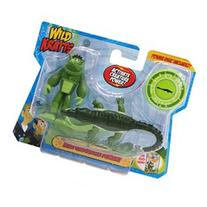 Wild Kratts Animal Power 2-Pack Figure Set: Nile Crocodile