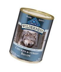 Blue Buffalo Wilderness Turkey & Chicken Grill Grain-Free