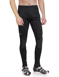 Baleaf Men's Windproof Thermal Cycling Tight Pants Size S