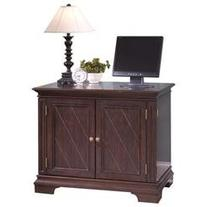 Windsor 39 Compact Computer Desk, Credenza, Traditional,