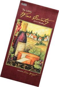 Wine Country 2014 Vertical Calendar