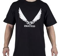 Dean Guitars Wings T-Shirt, Large
